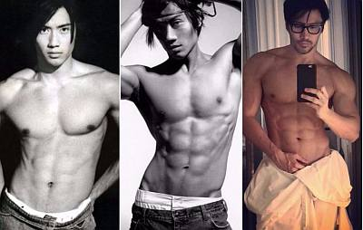 chuando tan shirtless photos