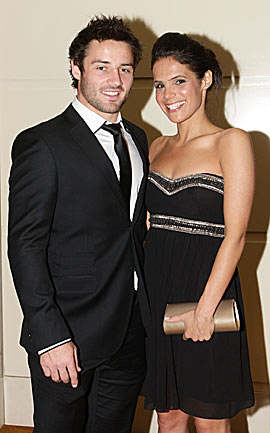 cooper cronk girlfriend