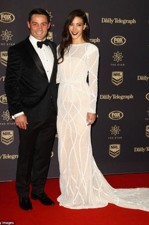 cooper cronk wedding tara rushton