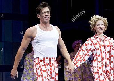 harry connick jr pajama game muscles biceps