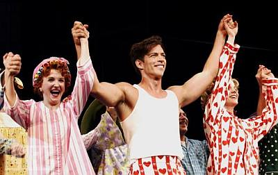 harry connick jr pajama game