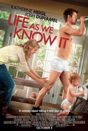 josh duhamel boxers underwear in movie poster - like as we knew it