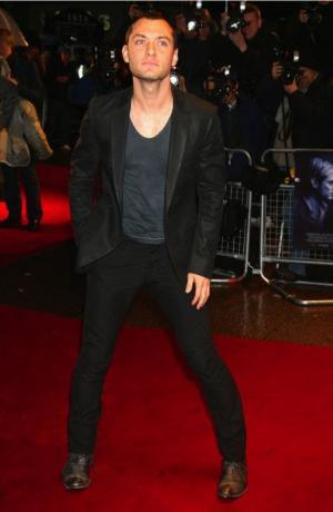celebrity mens tight pants
