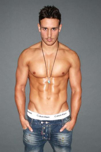 luke boyden shirtless