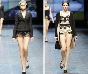 best lingerie for women - innerwear as outerwear