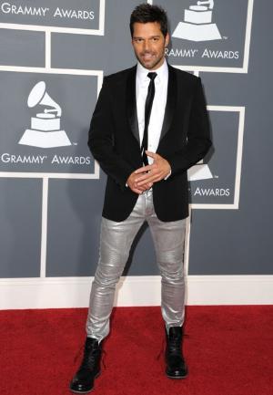 mens tight pants ricky martin