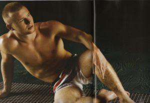 kyal marsh shirtless actor