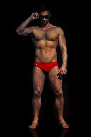gay italian man in speedo alessandro calza