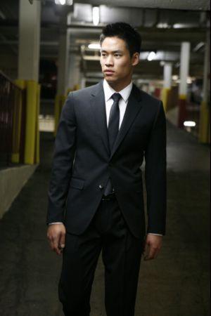 hot men in suit david bradley lim
