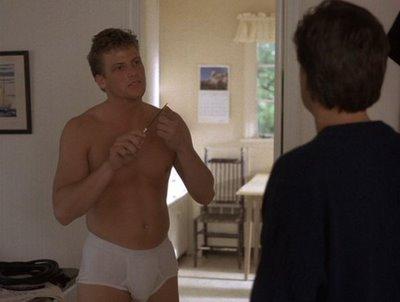 doug savant underwear - tighty whities
