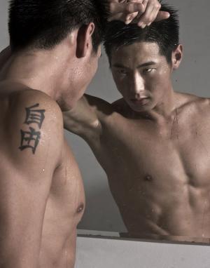 hot indonesian men edward gunawan body