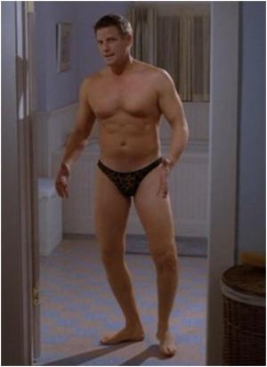 doug savant shirtless underwear photo
