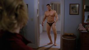 doug savant underwear - thong