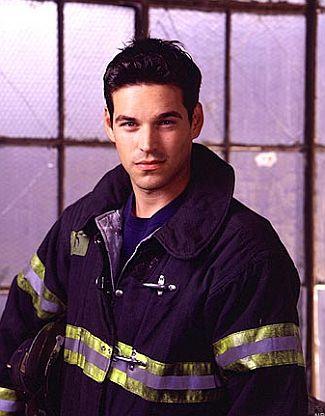 eddie cibrian hot fireman