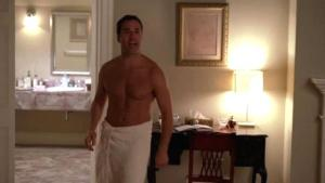 jeremy piven towel