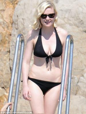 kirsten dunst swimwear bikini