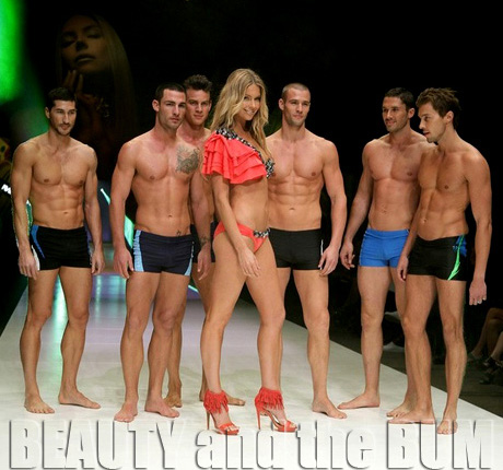 kris smith underwear model