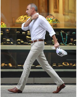 matt lauer fashion