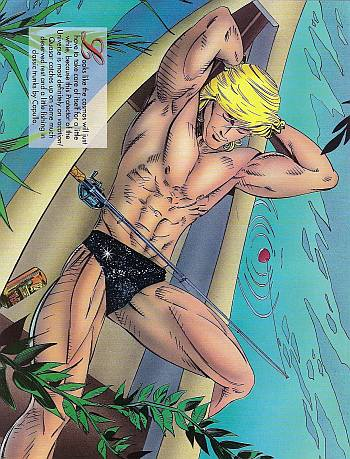 superhero speedo hunks quasar tanning