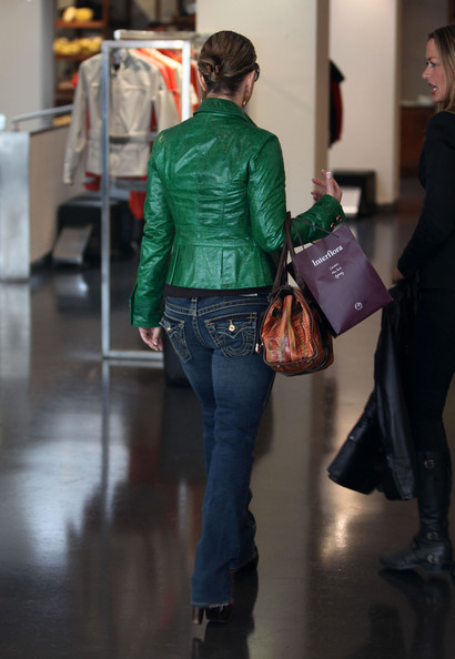 green leather jacket for women anastasia