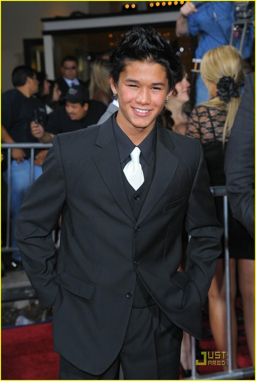 booboo stewart fashion style teen boy in suit
