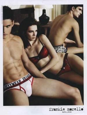 French Male Underwear Models