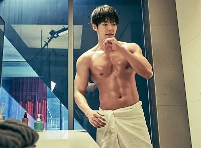 hot korean men - Kim Woo-bin