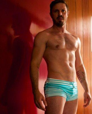 jake shears underwear - swimsuit