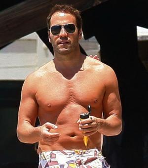 jeremy piven body waxing