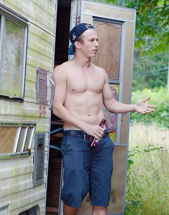 kenny wormald body