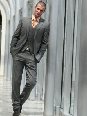 hot guys in suit and tie kris smith