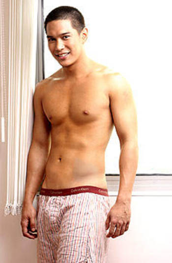 pinoy male underwear model luis alandy