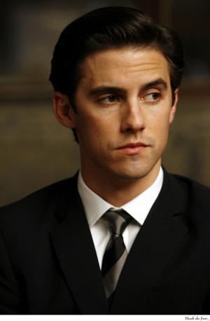 hot guys in suit and tie milo ventimiglia