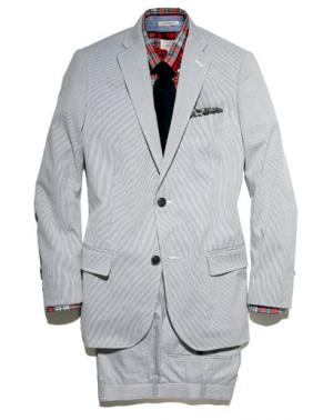 uniqlo summer suit