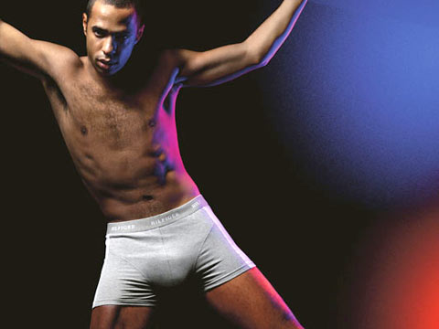 thierry henry underwear by tommy hilfiger