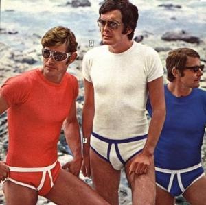 vintage y front underwear