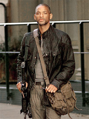 Will Smith Belstaff Leather Jacket