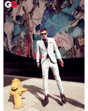 best summer suit for men uniqlo