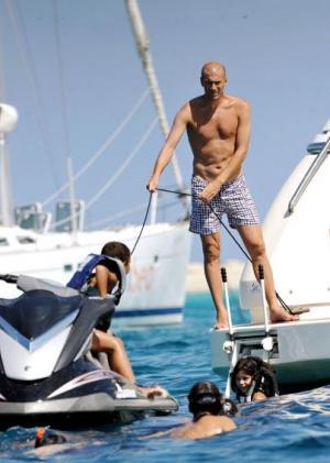 Zinedine Zidane boxers Underwear