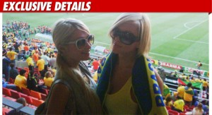 Paris Hilton Marijuana World Cup