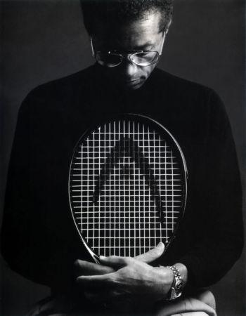 famous men with rolex tennis arthur ashe