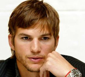 ashton kutcher rolex sea dweller watch