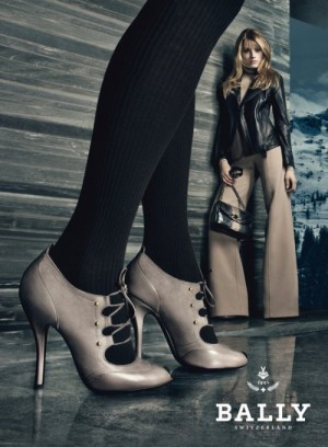 womens bally shoes model anna maria jagodinska