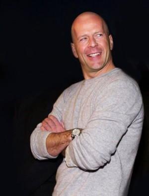Celebrity Rolex Yacht-Master Watch Bruce Willis