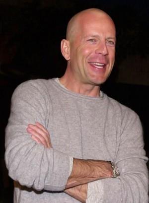 Bruce Willis Celebrity Rolex Yacht-Master Watch