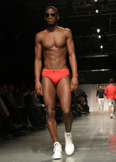 David Agbodji speedo