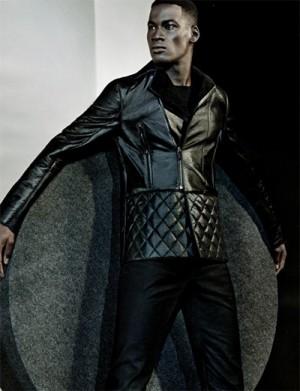 calvin klein liquid leather jacket