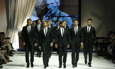Dolce Gabbana Mens Suits sexy