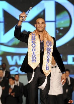 kamal ibrahim mr world 2010 beauty king