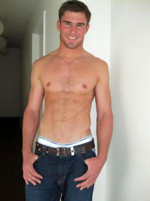 jockey male underwear model allen walker